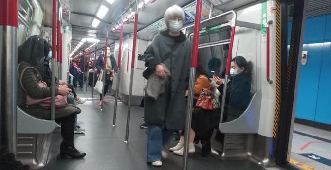 china train coronavirus
